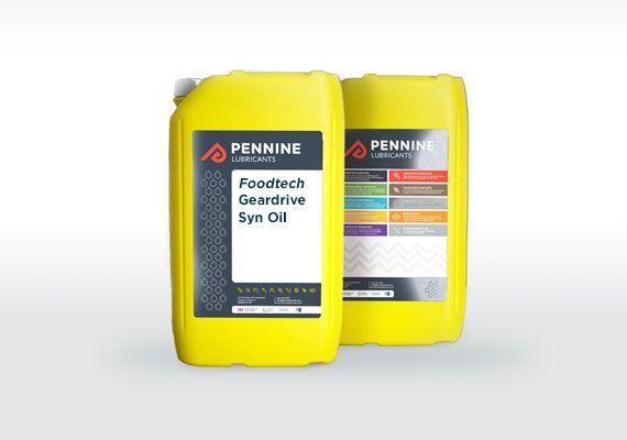Foodtech Geardrive Syn Oil 25 Litres