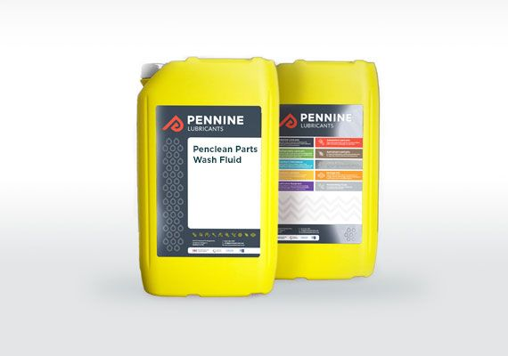 Penclean Parts Wash Fluid