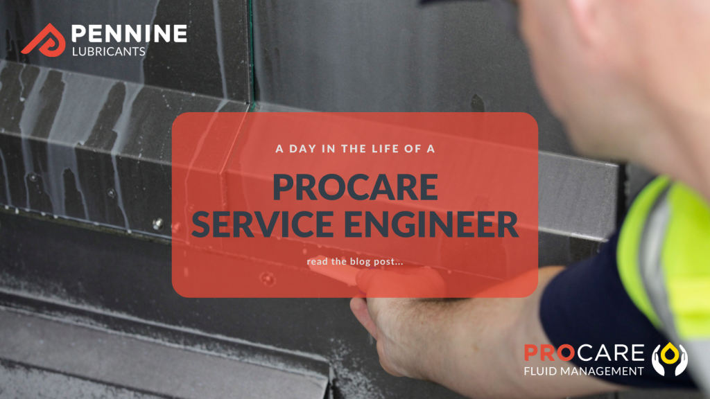 A day in the life of a PROCARE Service Engineer